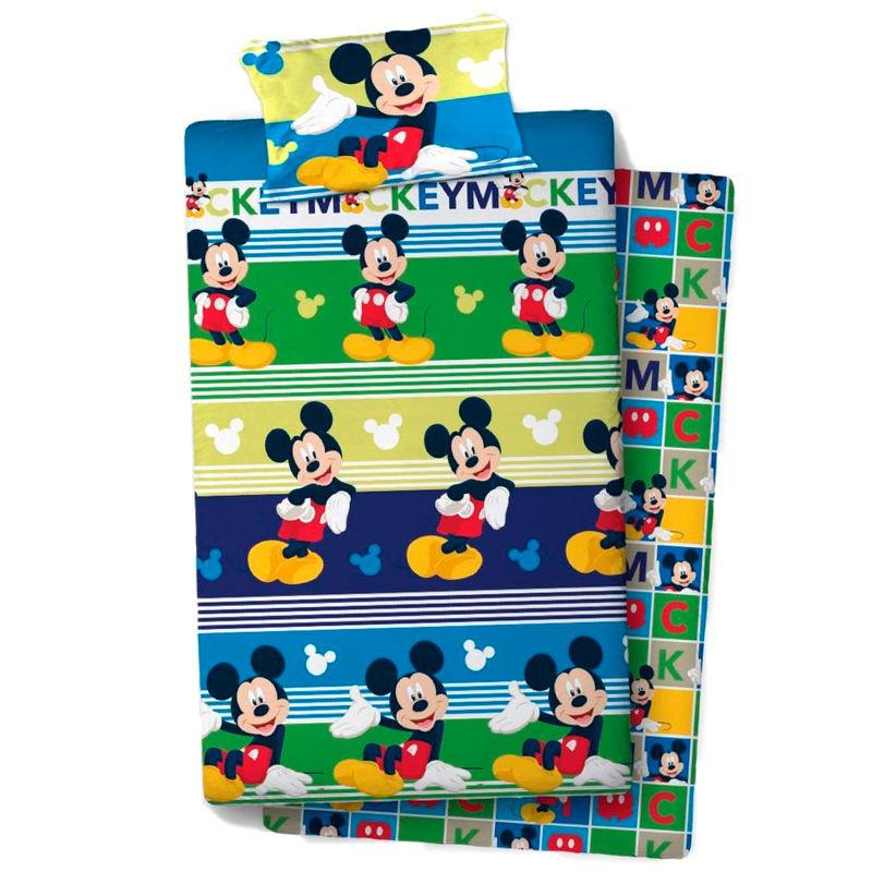 Bolsa portameriendas 3D Mickey Crayon Disney 1
