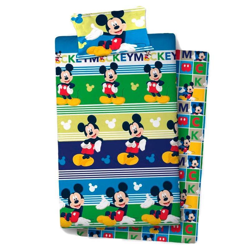 Conjunto gorro guantes braga cuello Mickey Disney 1