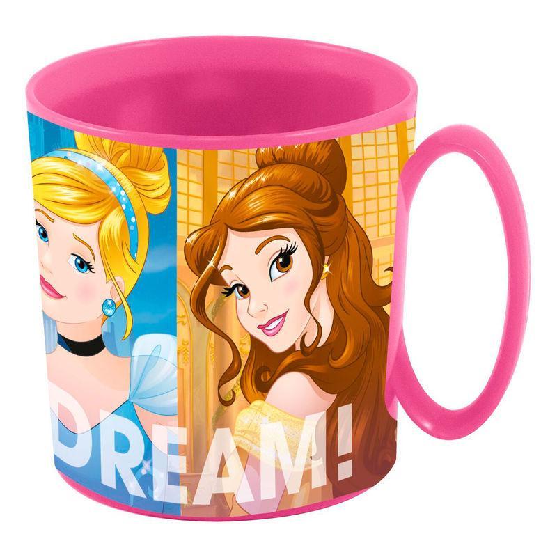 Taza Princesas Disney microondas