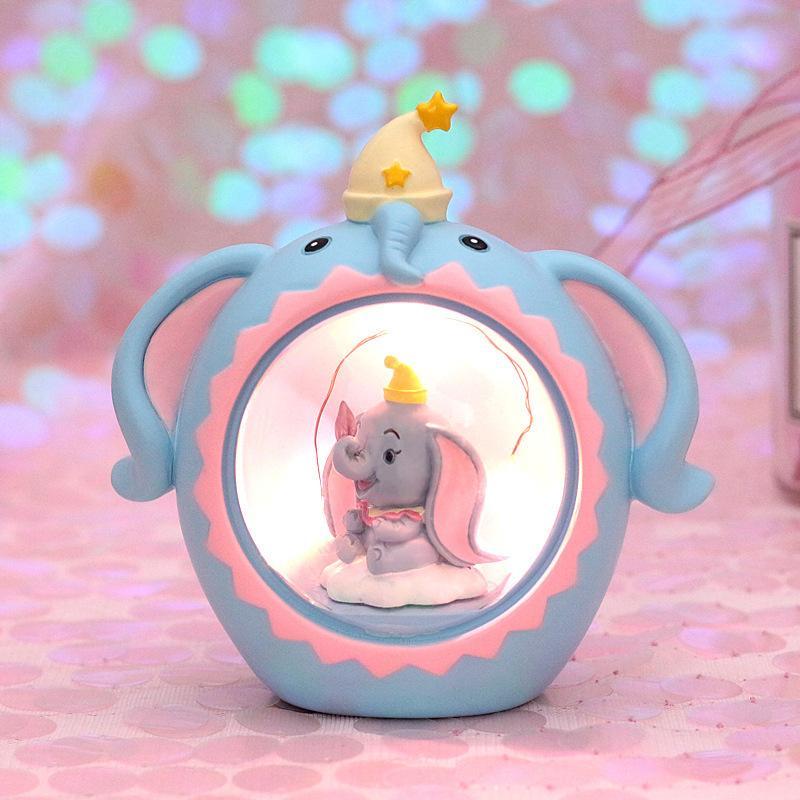 Deco lamp Dumbo Flying super cute 7