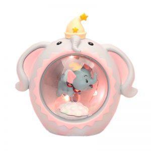 Deco lamp Dumbo Flying super cute