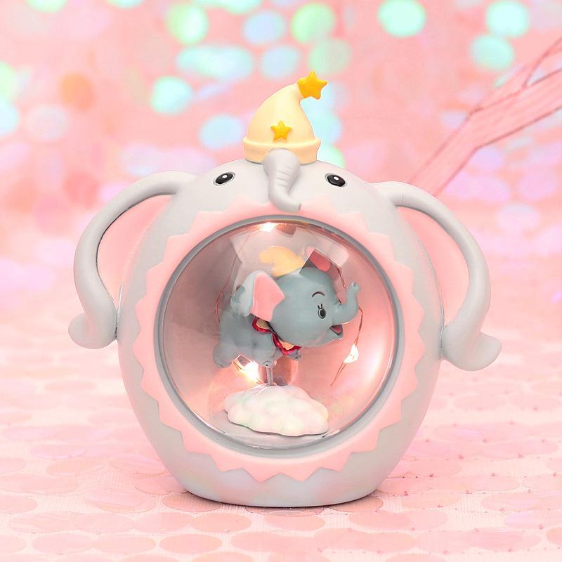 Deco lamp Dumbo Flying super cute 6