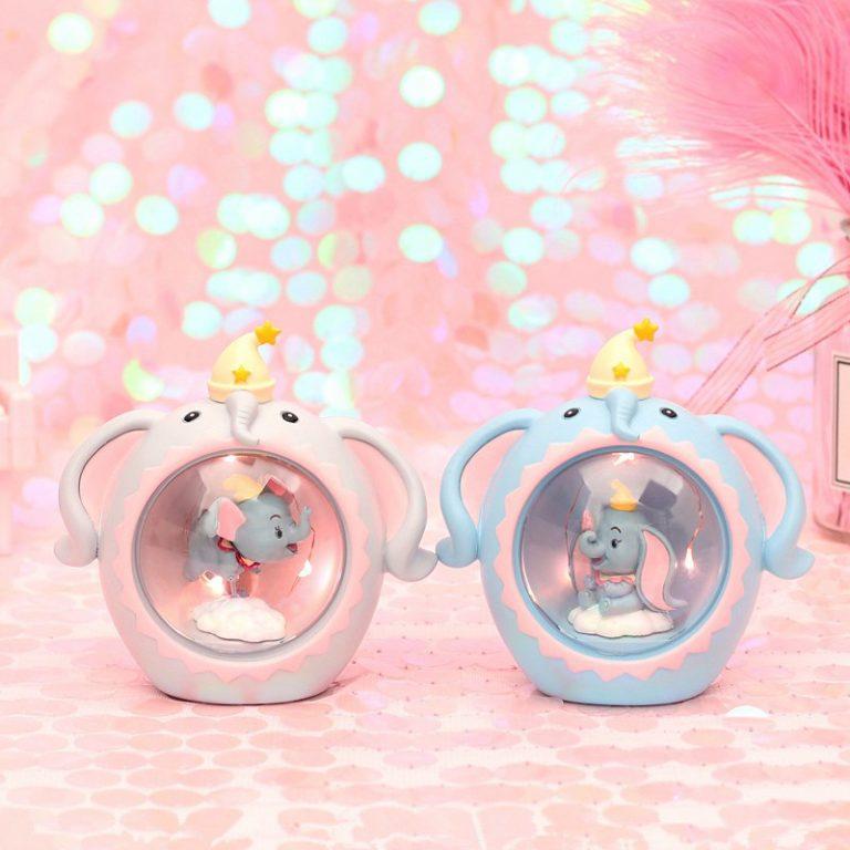 Deco lamp Dumbo Flying super cute 3