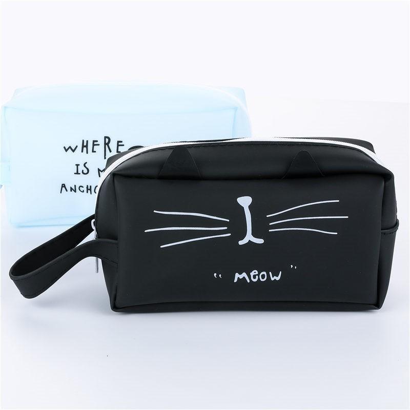 Super cute pen case.  Cat Lover item 3