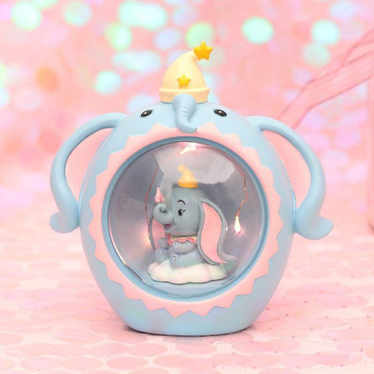 Deco lamp Dumbo Flying super cute 1