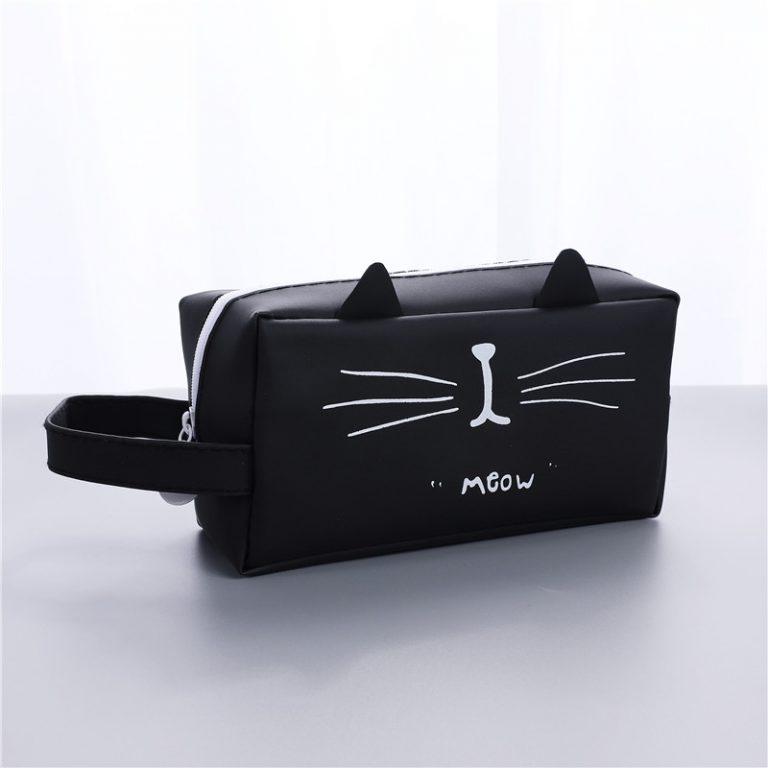 Super cute pen case.  Cat Lover item 4