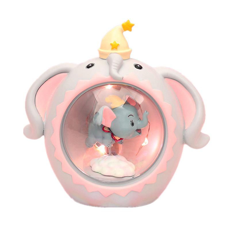 Deco lamp Dumbo Flying super cute 10