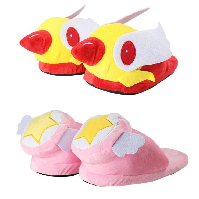 Zapatillas de felpa Card Captor Sakura 1