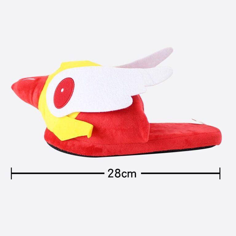 Zapatillas de felpa Card Captor Sakura 4